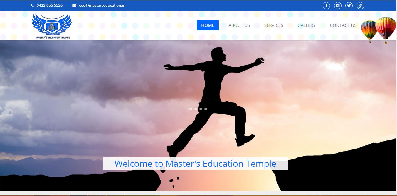 Masters Education Temple